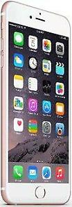 iPhone 6S 128 GB Rose-Gold Unlocked -- 30-day warranty, blacklist guarantee, delivered to your door