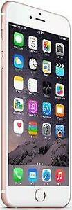 iPhone 6S 16 GB Rose-Gold Unlocked -- 30-day warranty, blacklist guarantee, delivered to your door