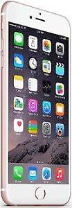 iPhone 6S 16 GB Rose-Gold Freedom -- 30-day warranty, blacklist guarantee, delivered to your door