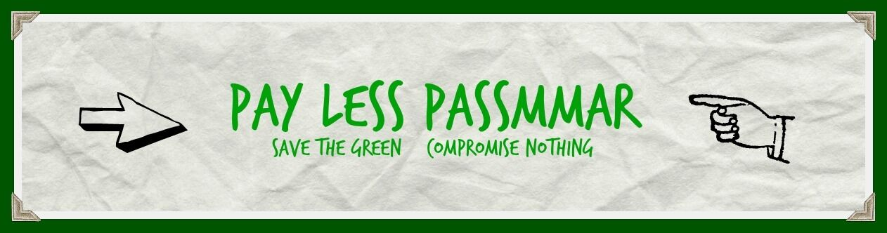 Payless Passmmar