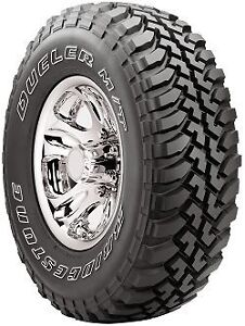 265-75-16-BRIDGESTONE-D674-MUD-TYRES-4X4-TYRES-FREE-FITTING-IN-MELBOURNE