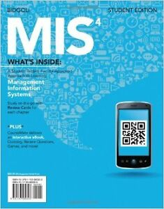 MIS 4 Management Information Systems