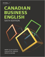 Canadian Business English, 6th Edition + Subscription