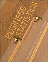 Business Statistics Second Canadian Edition Textbook