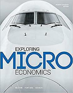 Intro to Microeconomics Textbook - MSVU