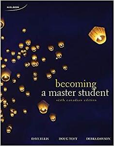 BECOMING A MASTER STUDENT 6TH EDITION