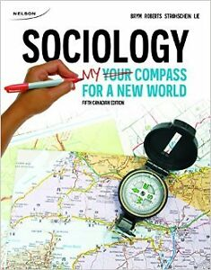 Sociology Your Compass for a New World 5th Canadian Edition