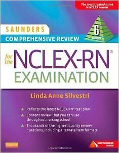 9 RN-NCLEX Review books ALL for $30.00 **PRICE NOGOTIABLE**