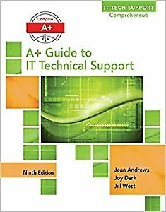 A+ Guide to IT technical support 9th edition. Jean Andrews