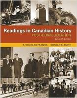 Readings in Canadian History:Post Confederation(Seventh Edition)