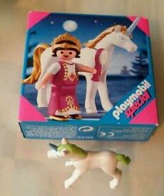 Playmobil unicorns