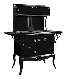 Stanley wood cook stove