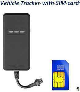 GPS Tracker for vehicle and fleet tracking