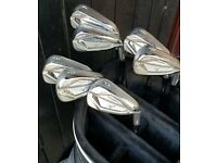 JPX 900 Hot metal Irons 4 -PW