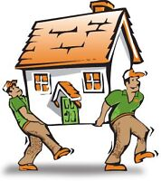 Movers or General Labourers