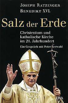 Salz der Erde: Christentum und katholische Kirche i... | Buch | Zustand sehr gut