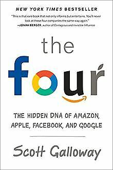 The Four (OF-EXP): The Hidden DNA of Amazon, Apple,... | Buch | Zustand sehr gut