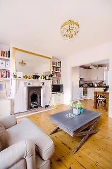 Beautiful 2 bedroom conversion moments from Euston station