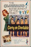 Carry on Film Poster Original