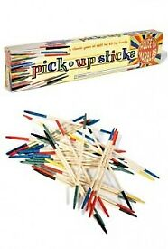 House of Marbles Pick Up Sticks: Brand New in Sealed Box