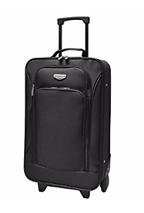 "Traveler's Club 19"" Rolling Carry-On--NEW IN BOX"