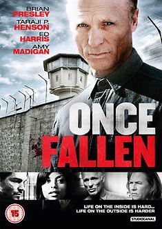 DVD:ONCE FALLEN - NEW Region 2 UK