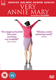 DVD:VERY ANNIE MARY - NEW Region 2 UK