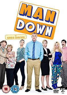 DVD:MAN DOWN - SERIES 1 - NEW Region 2 UK