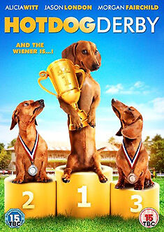 HOT DOG DERBY - DVD - REGION 2 UK