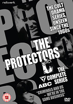 DVD:THE PROTECTORS - THE COMPLETE SERIES - NEW Region 2 UK 41
