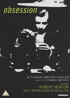 DVD:OBSESSION - NEW Region 2 UK