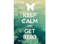 Reiki Healing Treatments