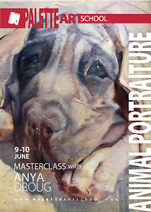 Animal Portraiture Masterclass with Anya Droug | Dogs