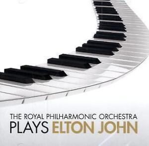 Royal Philharmonic Orchestra - Rpo Plays Elton John (OVP)