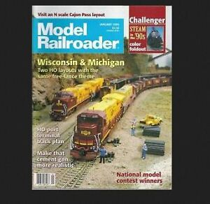 Five Model Railroad Magazines