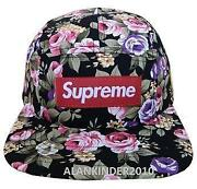 Black Supreme Hat