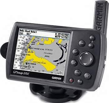 GARMIN GPS  CHARTPLOTTER MARINE 176C GPSMAP COLOR BOAT 276C 376C 76CSx 376c Gps