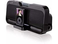 iLive IS208B Stereo Speaker System with iPod Dock (Black) Collect Stockport