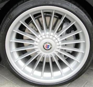 "BMW E65 E66 7 Series Genuine Alpina Brand OEM 21"" B7 Wheel Set Of 4 Brand New"
