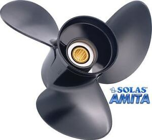Solas Boat propeller 13 pitch
