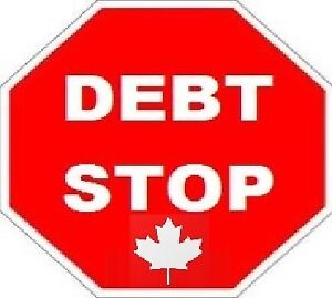 LOST CONTROL OF YOUR DEBTS? HELP IS AVAILABLE! CALL US TODAY!