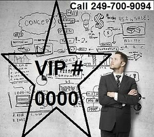MISSISSAUGA MEMORABLE VIP PHONE NUMBERS FOR SALE