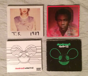 Assorted CD's for $5 each