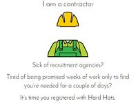 Bricklayers needed - ongoing work, immediate start and excellent rates
