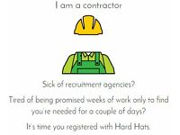 Bricklayers needed - ongoing work, immediate start and great rates!