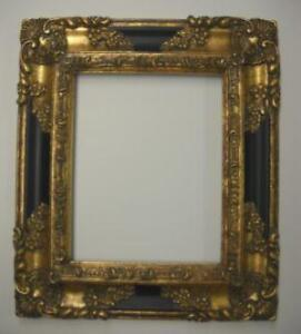 Vintage Antique Small Ornate Solid Brass Picture Frame Victorian Latest Fashion ?