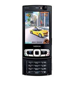 Features of the Nokia N95