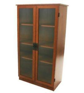 Luxury 2 Door Wooden Cabinet