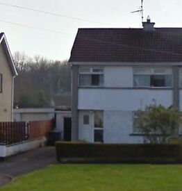 3 Bedroom House to Rent, Randalstown: available Mid March
