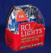 Blue Headlight Bulbs